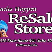 Miracles Happen ReSale Store