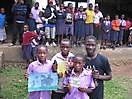 Watoto School Students
