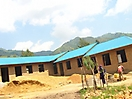 Watoto Unfinished Classroom
