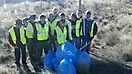 Highway Clean Up on 89A